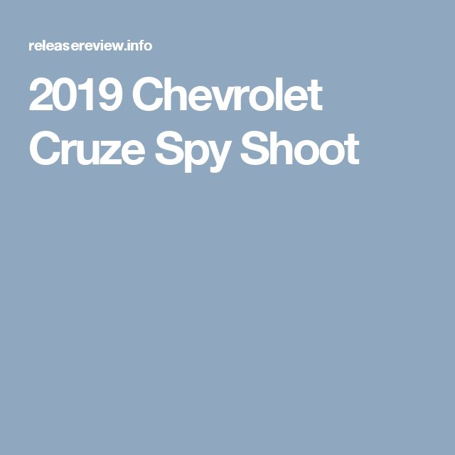 Top 25+ Best Chevrolet Cruze Ideas On Pinterest