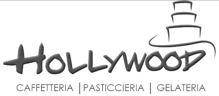 Caffetteria Pasticceria Gelateria HOLLYWOOD - Restyling Logo 2014 - Via Appia - Venosa (PZ)