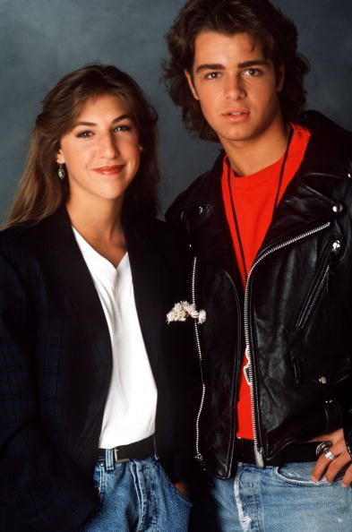 Blossom tv show joey lawrence