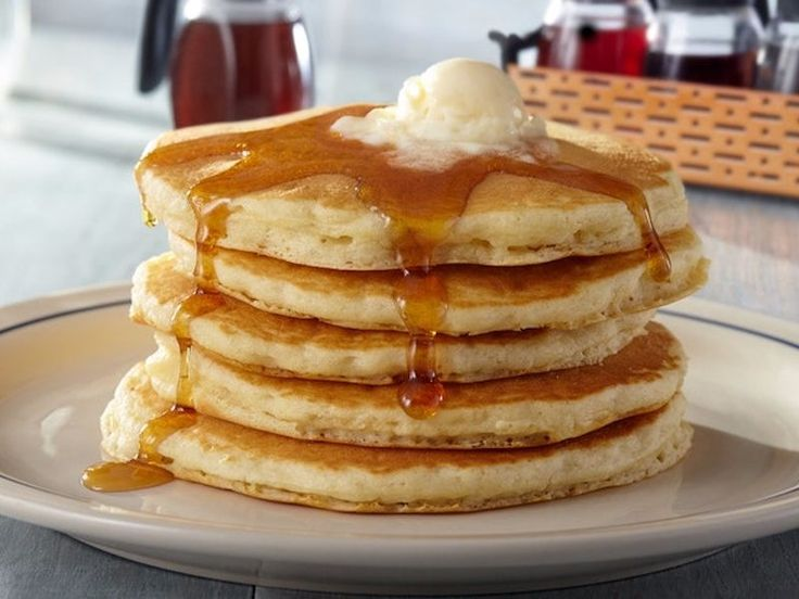 It's National Pancake Day  here's how you can get a free stack at IHOP