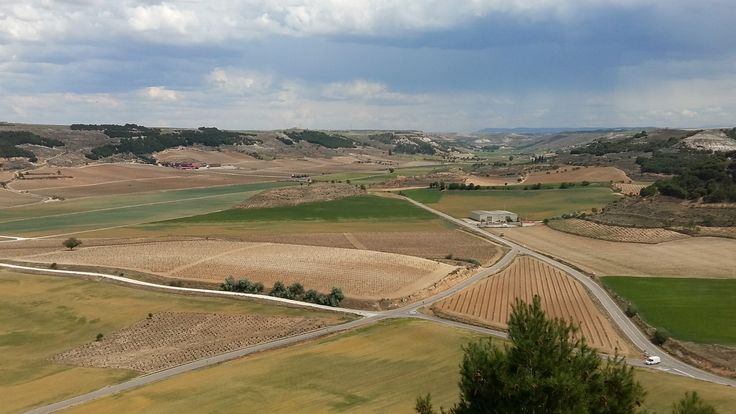 Enjoy the broad landscapes of the Rioja region, Ribera Cycling