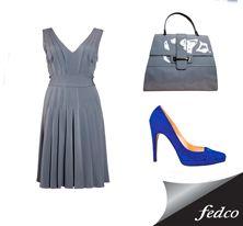 Si se trata de un vestido para noche, nada mejor que combinar un maquillaje profundo tipo smoke. http://tienda.fedco.com.co/Catalogo/maquillaje/todos/marca/Palladio