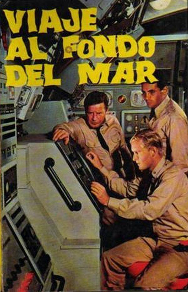 viaje-al-fondo-del-mar el submarino nos tenia  anonadados mi primera colección de cromos fue de esta serie .