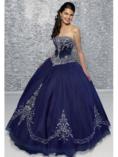 37 best images about wedding dress ideas on pinterest for Blue gothic wedding dresses