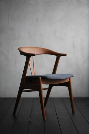 [VINTAGE] Chair Torbjorn Afdal - ITEM - HIKE | 1950年代を中心とした、ヨーローパ・北欧家具(中古家具・ヴィンテージ家具)の販売