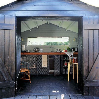 17 best images about bar shed on pinterest pool houses for Shed into pool house