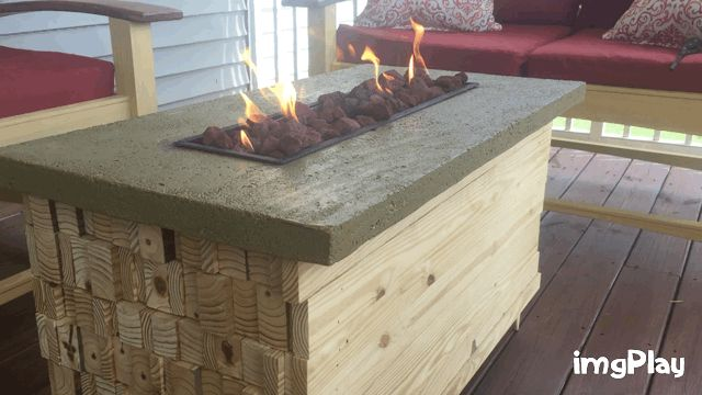 Fire Pit Coffee Table : 5 Steps (with Pictures)
