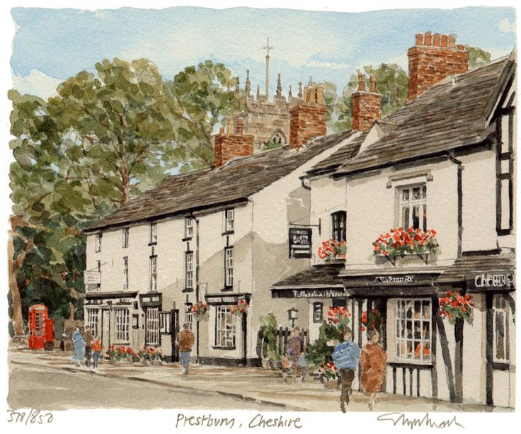 Prestbury - Portraits of Britain