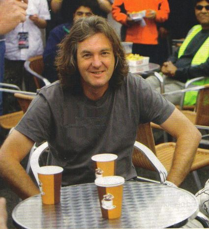 James May Hot HOt Hot: Photo
