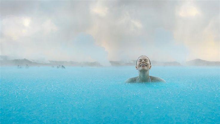 Голубая лагуна увеличилась вдвое #iceland #bluelagoon