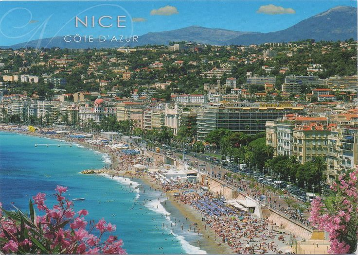 FB Lottery - Arrived: 2017.07.28  ---   Nice s the fifth most populous city in France and the capital of the Alpes-Maritimes département. Located in the French Riviera, on the south east coast of France on the Mediterranean Sea, at the foot of the Alps.  The area of today's Nice contains Terra Amata, an archaeological site which displays evidence of a very early use of fire. Around 350 BC, Greeks of Marseille founded a permanent settlement and called it Nikaia, after Nike, the goddess of…