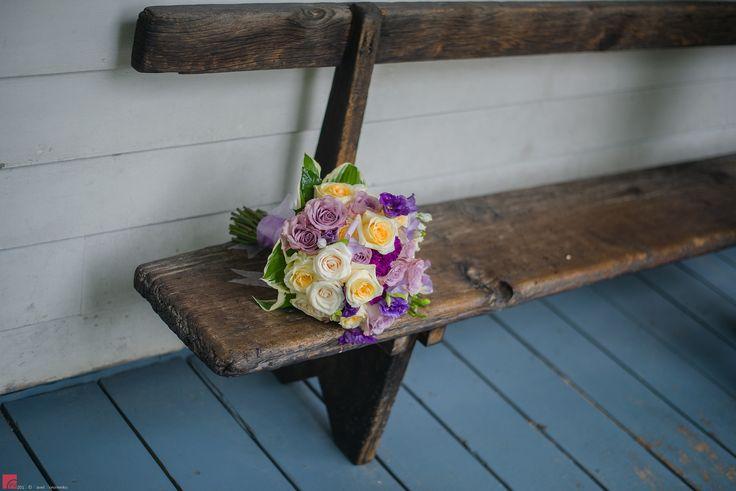 Wedding Bench by Pavel Voronenko on 500px