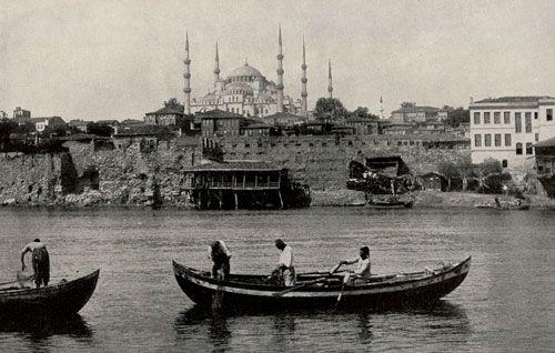 100 yıl önce İstanbul