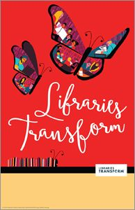 2016 National Library Week Mini Poster - Events and Celebrations - Posters - ALA Store