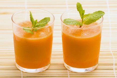 Snelle vitaminekick: wortel, sinaasappel & gember smoothie - Lifestyle NWS