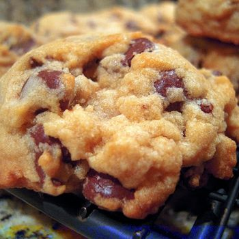 Bisquick chocolate chip cookies, I made these and they are probably the best chocolate chip cookies EVER!!!!c