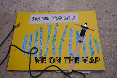 Me on the Map---I like this activity to go with the book.