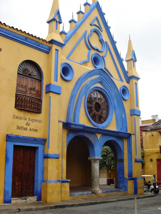 Cartagena de Indias, Colombia. http://www.going2colombia.com