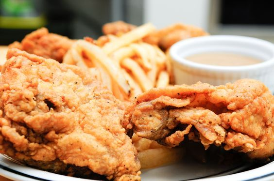 Try this recipe for the ultimate Fake Away KFC Chicken, yummy!