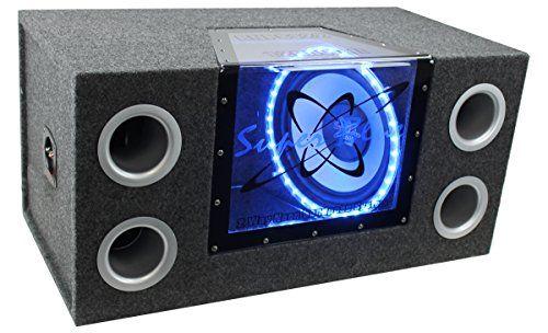 Pyramid BNPS122 12″1200W Car Audio Subwoofer + Box + 1500W Mono Amp + Amp Kit  http://www.productsforautomotive.com/pyramid-bnps122-121200w-car-audio-subwoofer-box-1500w-mono-amp-amp-kit/