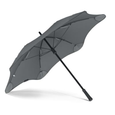 The awesome Blunt Umbrellas are the revolution in umbrella design! They create an aerodynamic robust canopy structure. And looks great too!