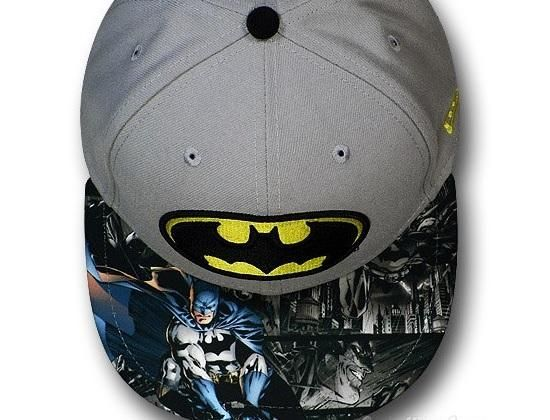 DC COMICS x NEW ERA「Batman Sublimated Brim」59Fifty Fitted Baseball Cap
