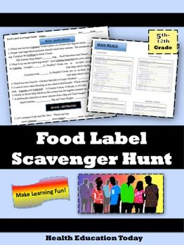 scavenger hunt health and wellness Class idea: reference guide scavenger hunt essential oils and how to find information about which ones will help them with their health and wellness concerns.