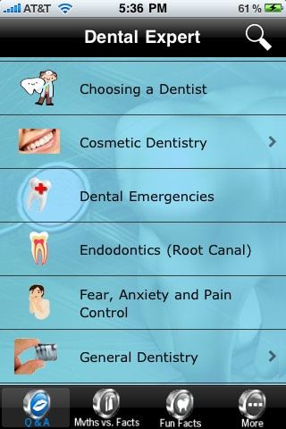 Top 7 Dental Apps You Don't Want to Miss.