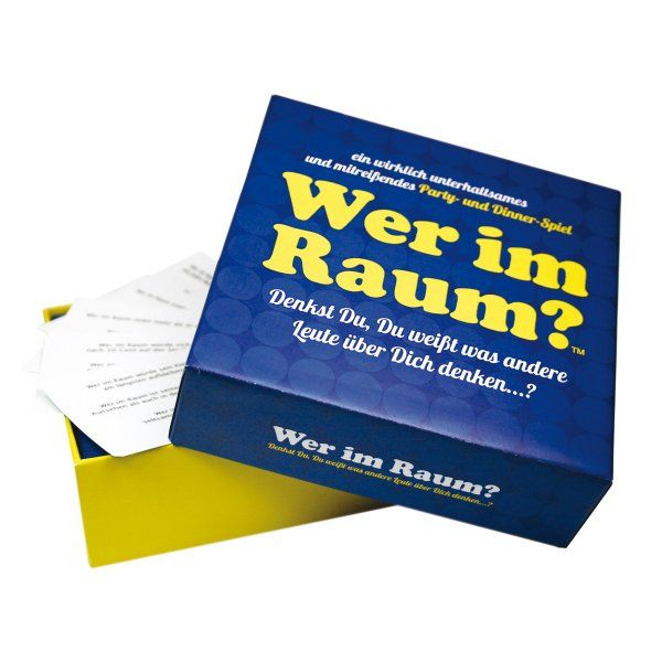 Kylskapspoesi AB Gesellschaftsspiel Wer im Raum?