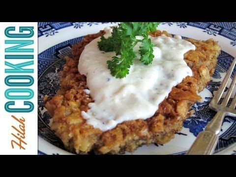 The Best Chicken Fried Steak In The Galaxy - Hilah Cooking. This site also has a good schnitzel recipe.
