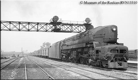 The Pennsylvania Railroad