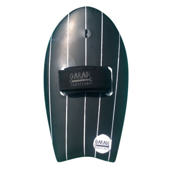 Palm Sled Power-Dressing Pinstripe