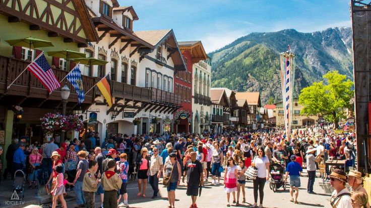 Where to Eat and Drink in Leavenworth This Summer - Eater Seattle