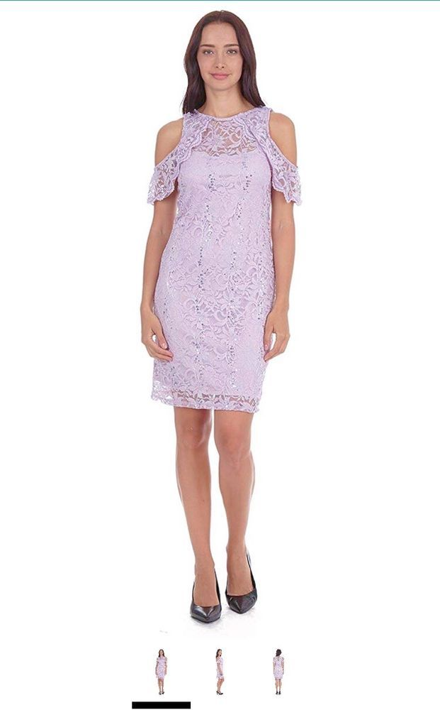 426ba242cc763 TIANA B. Pink-Purple Fashion Women Lace Short Dress - PromWeddingBaby  Shower  fashion  clothing  shoes  accessories  womensclothing  dresses (ebay  link)