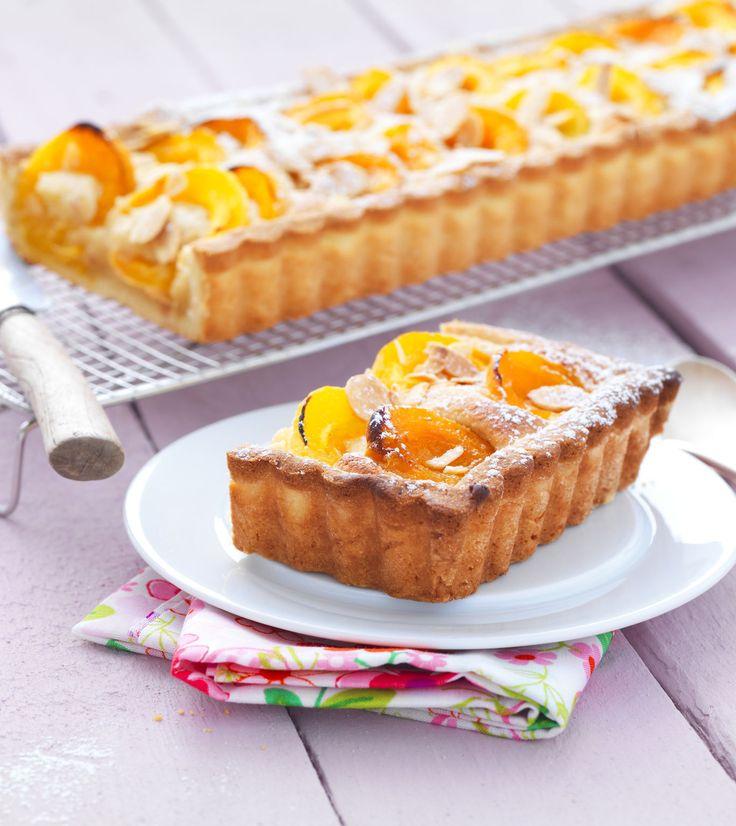 Amandine aux abricots au Thermomix®