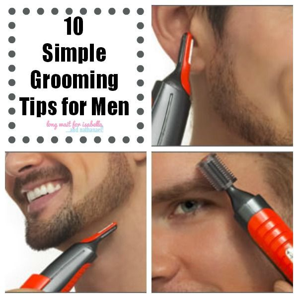 10 Simple Grooming Tips For Men #ad