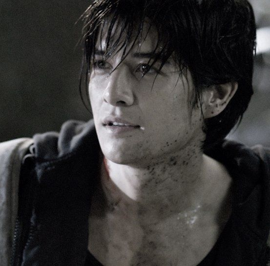 Jon Foo - actor, martial artist, and stunt man of mixed Chinese and Irish descent