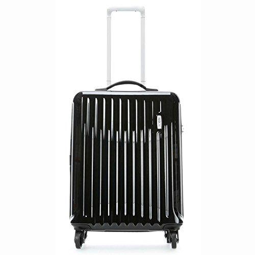 "Bric's Milano Unisex Riccione 21"" Spinner Black Luggage"