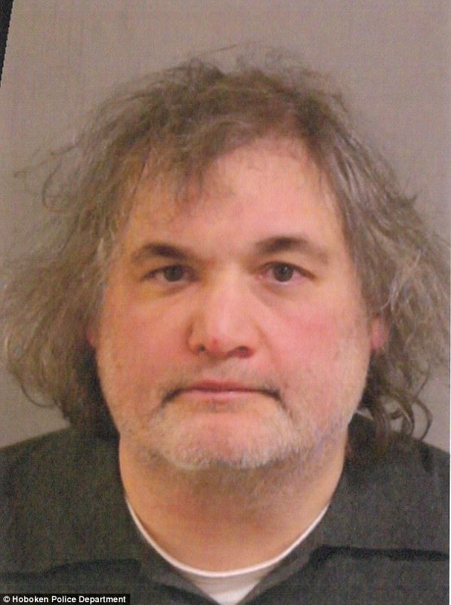 Tough times: Artie Lange's mugshot from his arrest in New Jersey  was released in Monday...