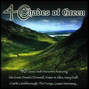 40-SHADES-OF-GREEN-2-CD-DANIEL-ODONNELL-FUREYS-ISLA-GRANT-IRELAND-IRISH-NEW