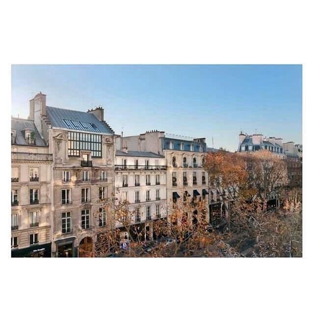 """""""L'architecture, c'est de la musique figée"""" 🎼 Goethe #villelumiere #boulevardsaintgermain #stgermaindespres #architecture #igersparis #ig_paris #paris🇫🇷 #hausmann #RealEstate #RealEstateParis #RueMadame #nousaimonsvotreappartement"""