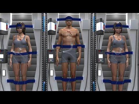 NASA Is Considering Deep Sleep for Human Mars Mission - YouTube