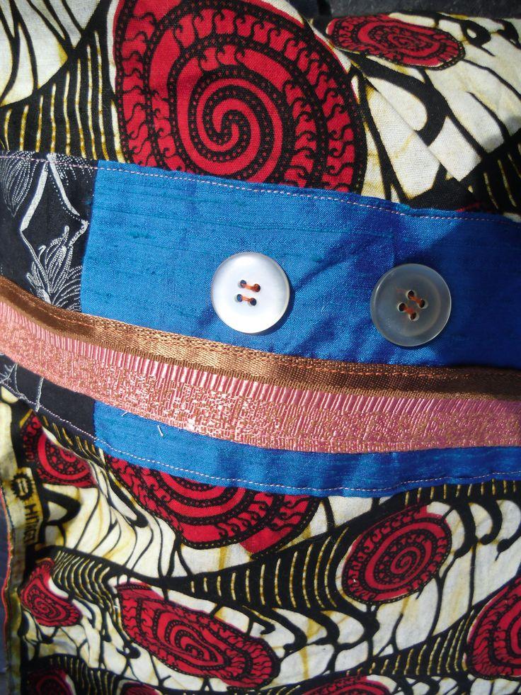 Wax African Fabrics, original Indonesian technique.