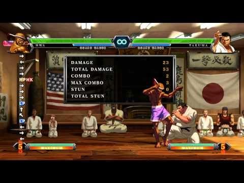 King of Fighters XIII Tips & Tricks Volume III - HD mode stuff #KOFXIII