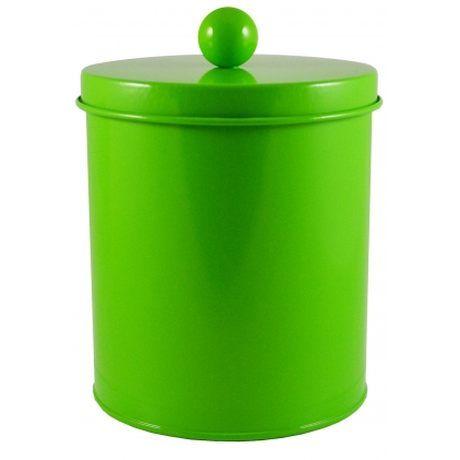 Puszka metalowa LASHELF LOLLIPOP DUŻA ZIELONA -- zielony