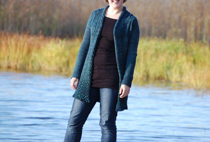water and stone - rain knitwear designs - knitting patterns