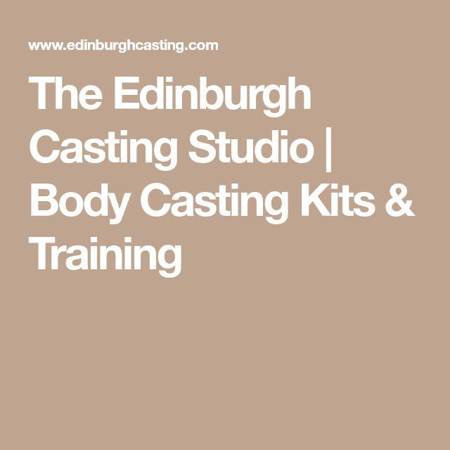 The Edinburgh Casting Studio | Body Casting Kits & Training