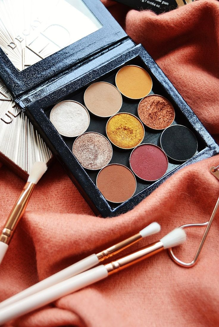 How To Build A Custom Eyeshadow Palette You Will Actually Use!