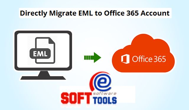 eSoftTools EML to office 365 Converter Software helps users for recovery the emails from EML files of live mail, windows mail, thunderbird and outlook express to office 365. EML to Office 365 Software having easy steps of conversion and never make changes in database of EML file while import EML file to office 365.