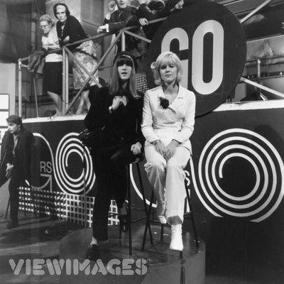 ReadY Steady Go, the best pop show on 60's TV, with Cathy McGowan